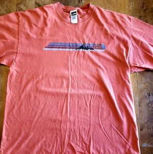 Vintage North Face tee shirt